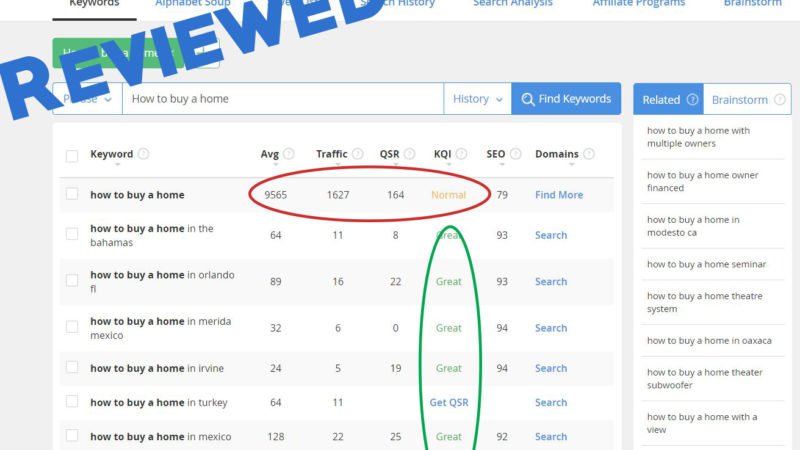 Review: Is Jaaxy the Best Keyword Research Tool Out There?