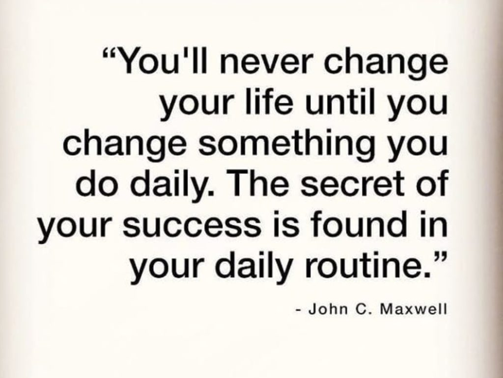 Motivation, actions