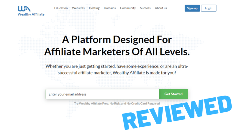 Review: Is Wealthy Affiliate Worth it?