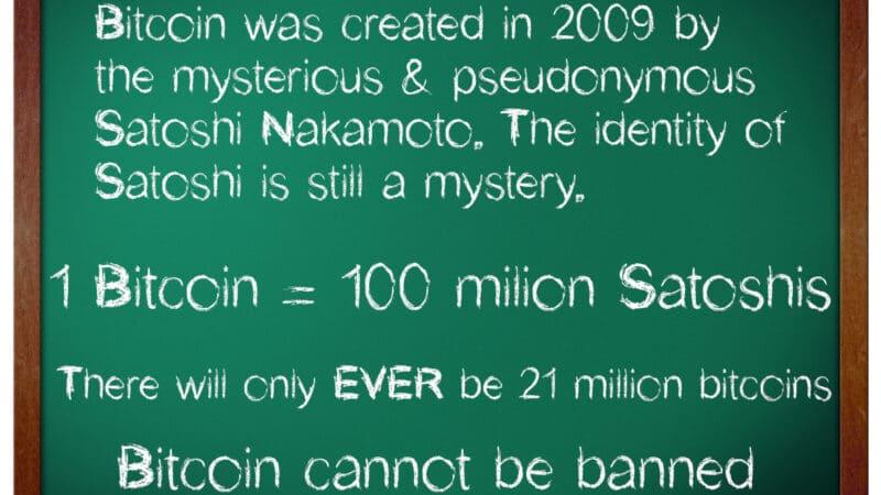 Bitcoin, satoshi, crypto